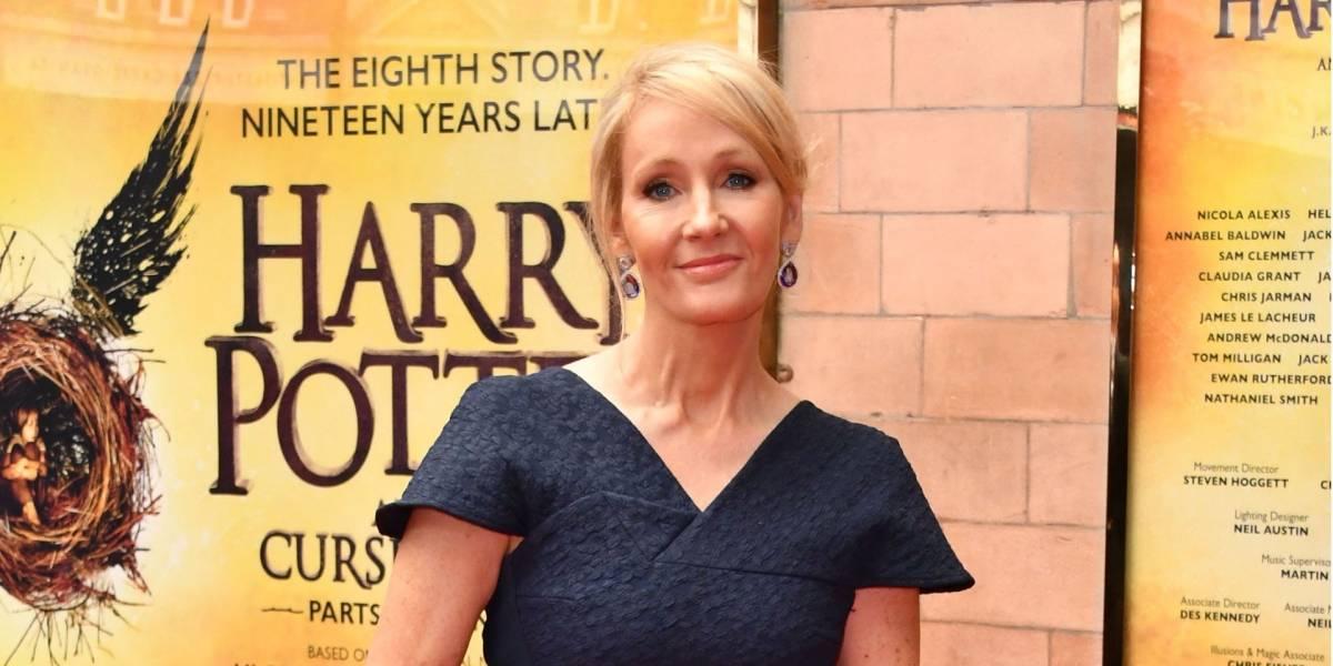 La tierna razón por la que J.K. Rowling pidió disculpas a los fans de Harry Potter