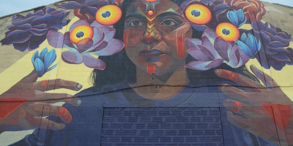 Los coloridos murales que dejó el Festival de Arte Urbano Killart en Barranquilla