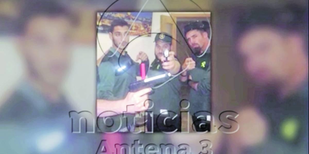 """Se filtran nuevas fotos de """"La Manada"""""""