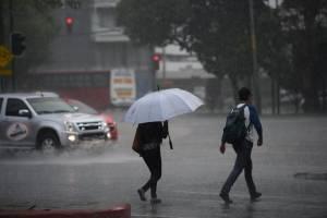Temporada de lluvia en Guatemala