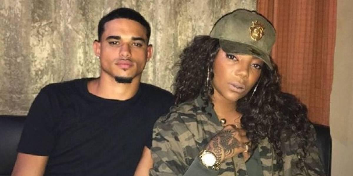 Cantora Ludmilla estaria namorando modelo carioca