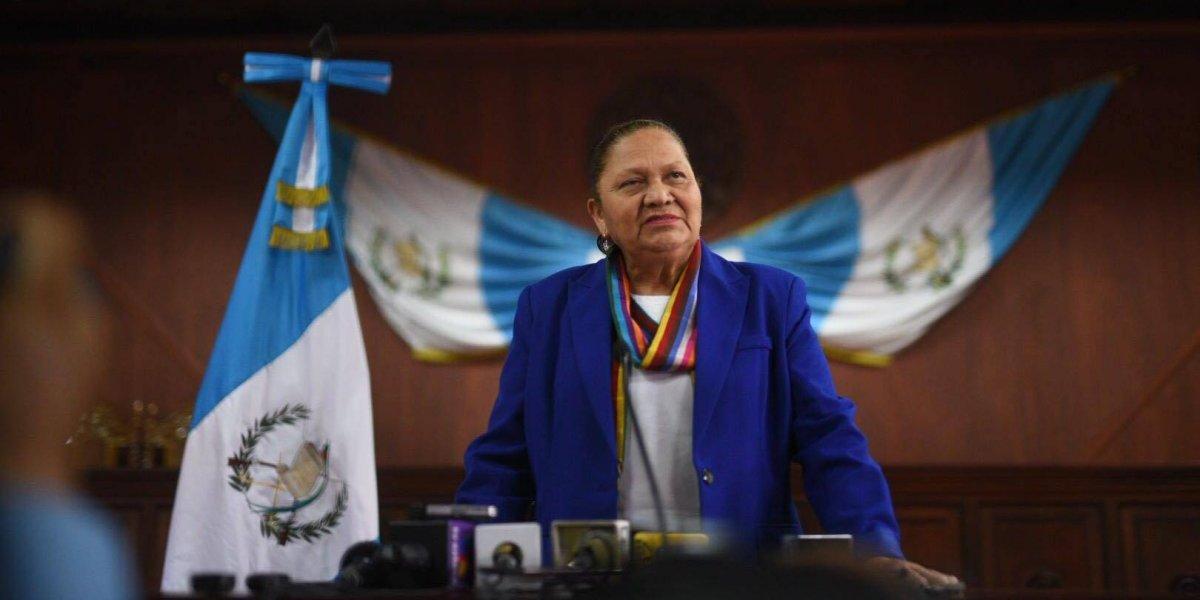 María Consuelo Porras es designada como fiscal general