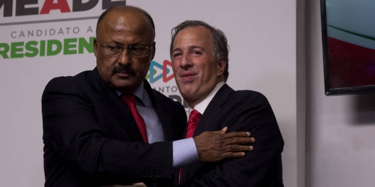 Estoy seguro que Juárez Cisneros fortalecerá al PRI y a mi campaña: Meade