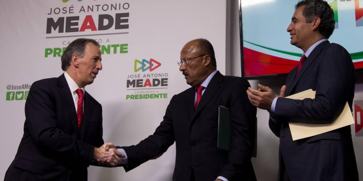 PRI redoblará esfuerzos para consolidar campaña de Meade