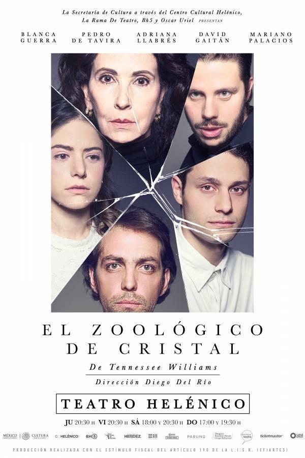 El zoológico de Cristal