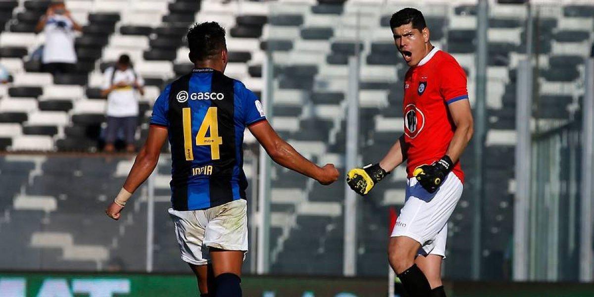 """Lampe explica el """"estilo Larcamón"""" en Huachipato: """"Es amigo de los jugadores, lleva muy bien al grupo, hay mucha confianza"""""""