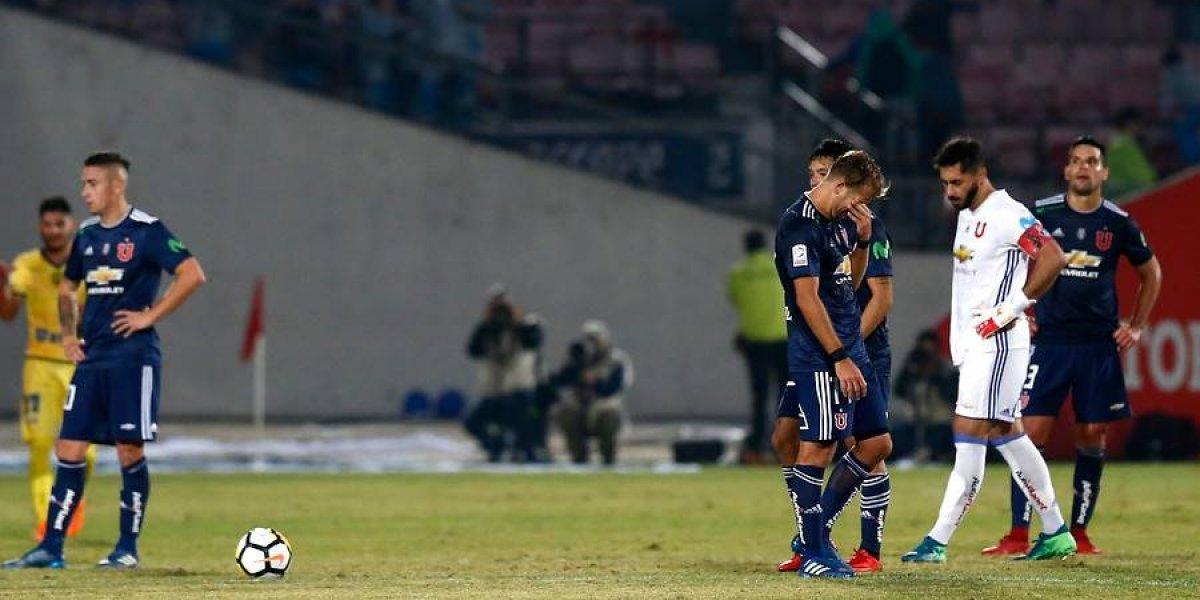 Los 18 días que liquidaron el semestre de la U: derrota en el Superclásico, se fue Hoyos y casi adiós a la Libertadores