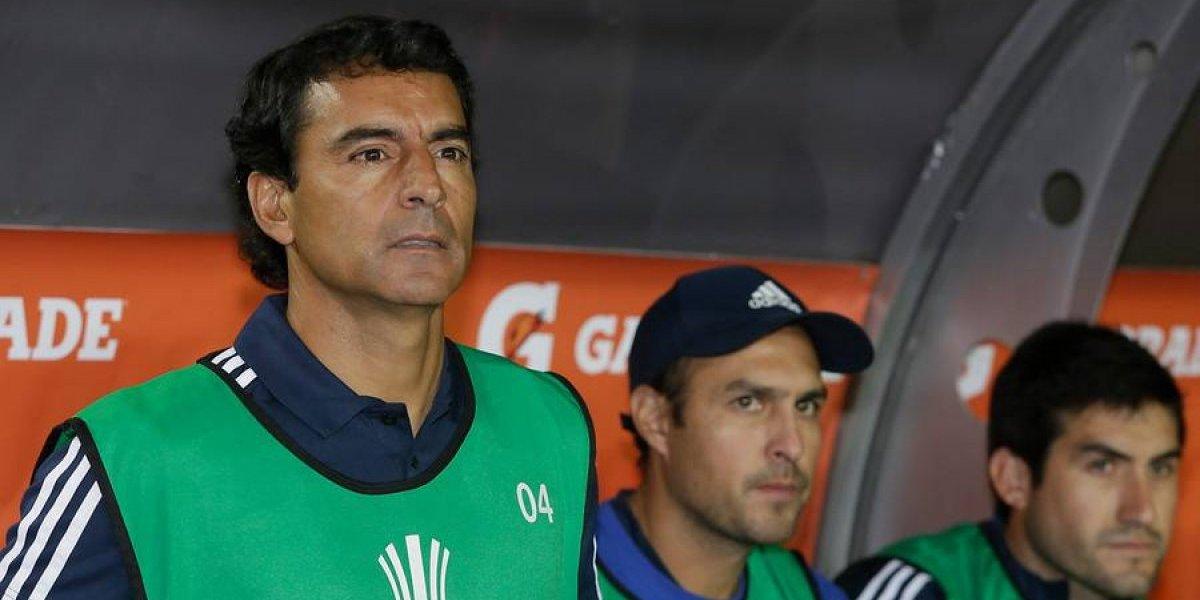 """El Huevito Valencia alabó el juego de la U: """"Controlamos el partido, tuvimos espíritu y entrega"""""""
