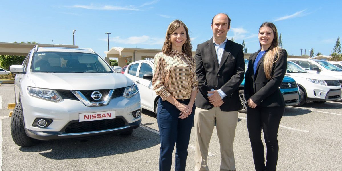 #TeVimosEn: Enterprise Rent A Car inicia operaciones en los principales aeropuertos del país