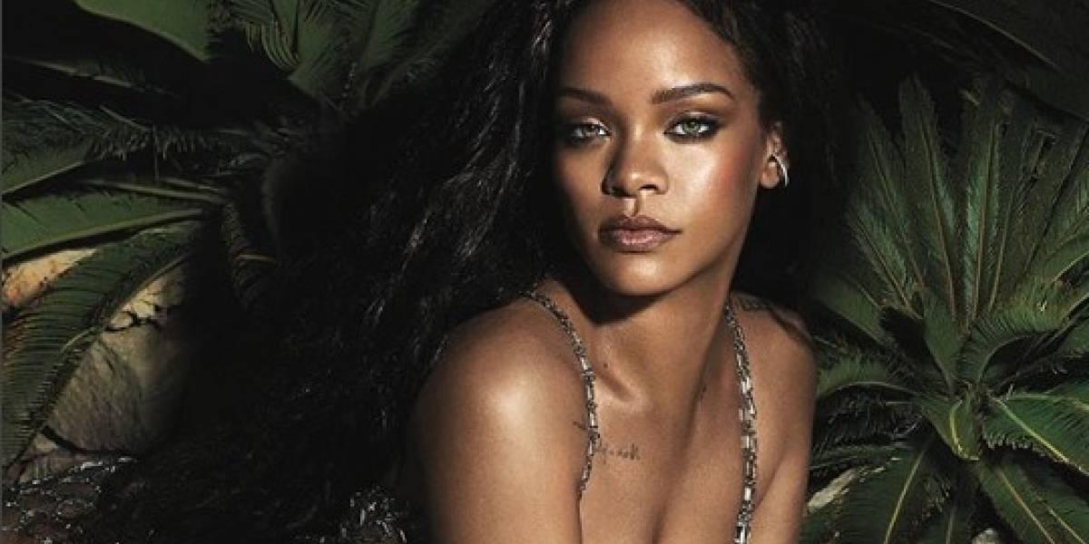 'Honestamente, você tem que saber rir de si mesma', diz Rihanna