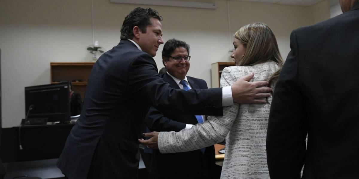 Vinculados a FCN-Nación fueron beneficiados con pago de multa