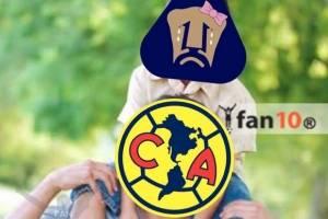 Memes Pumas vs América