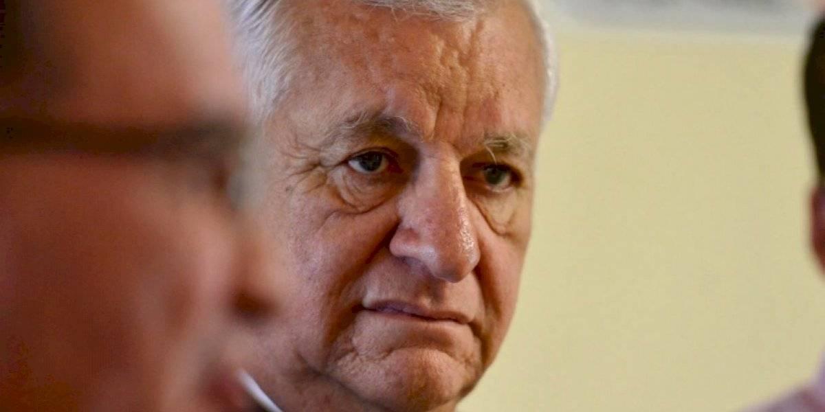 Desestiman cargo por actos lascivos contra Héctor O'Neill García