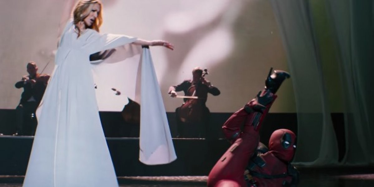 """Celine Dion se suma a nueva cinta de """"Deadpool"""""""