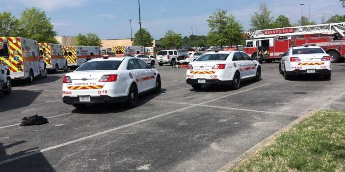 Alarma por tiroteo en centro comercial de Nashville,Tennessee
