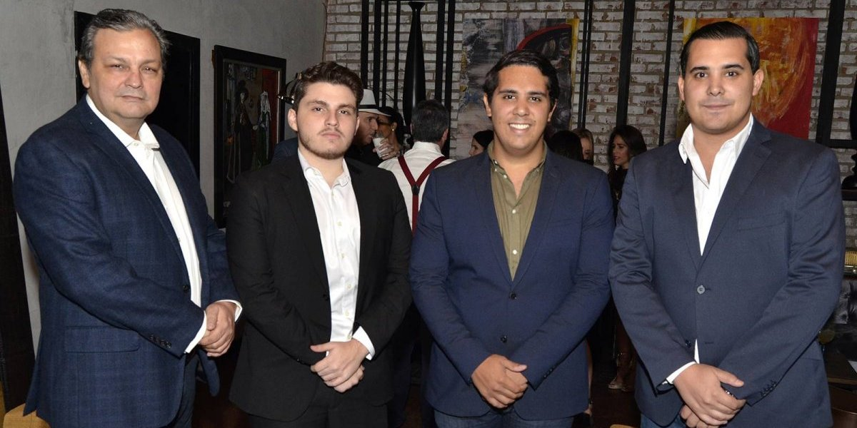 #TeVimosEn: Inauguran 'Tontería Bar' con fiesta al estilo años 20
