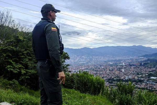 Violencia Comuna 13 Medellín