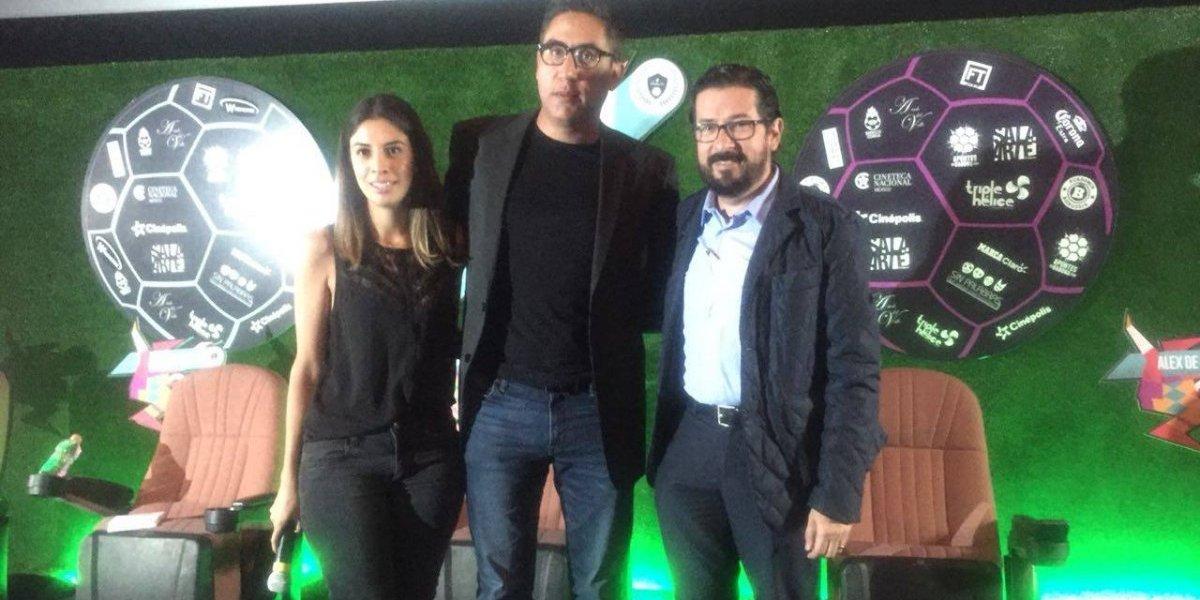 La CDMX se alista para recibir el segundo Festival Futbol Cine