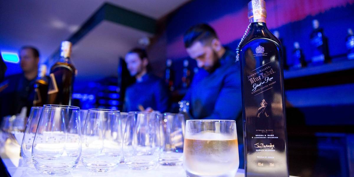 Johnnie Walker terá novos whiskies 'fantasmas'
