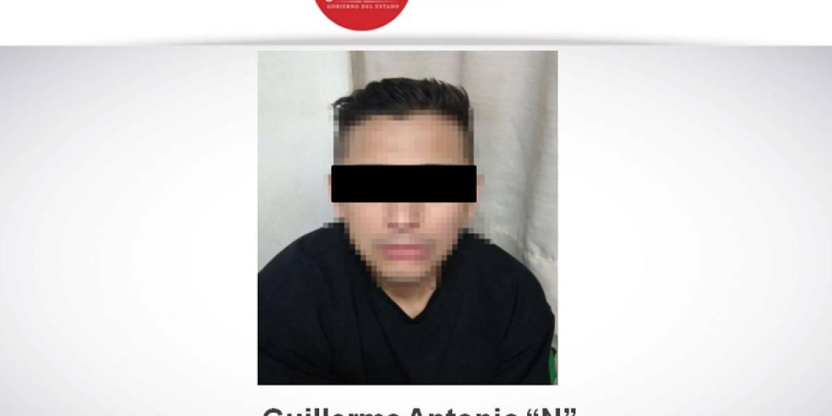 Capturan a sujeto que atacó con granada a policías tapatíos