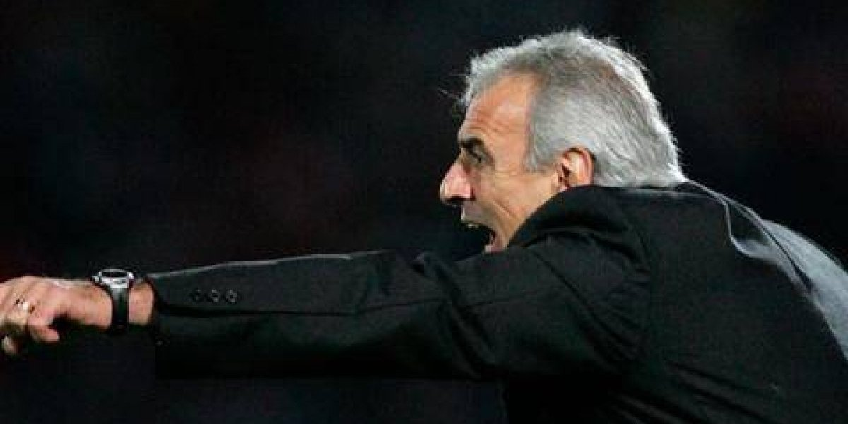 "Jorge Fossati: ""Depende de la dirigencia de la FEF que definan al estratega"""
