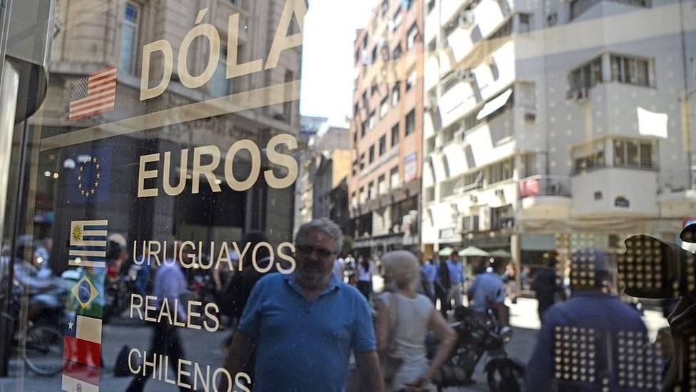 El dólar sigue con fuerte depreciación — Argentina