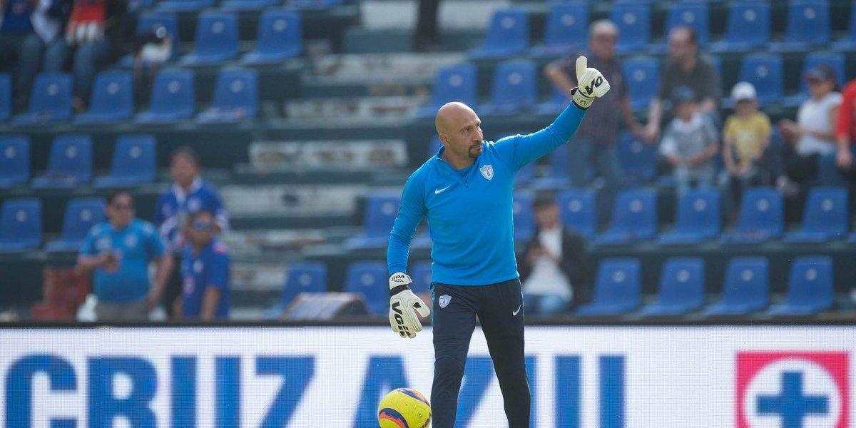 Óscar Pérez jugaría con otro equipo y no colgaría los guantes