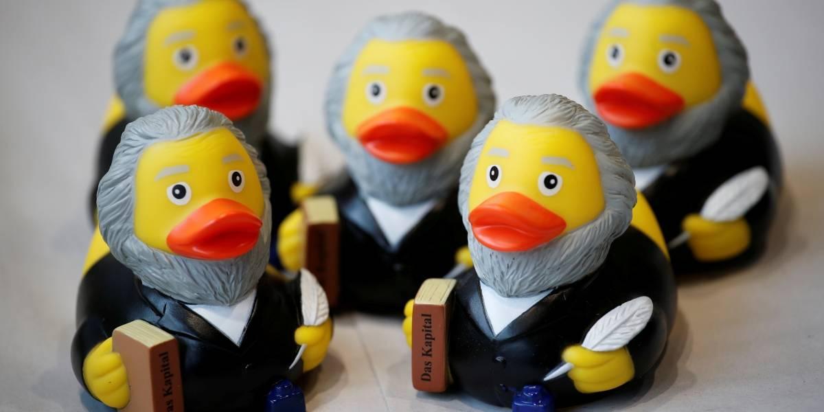 200 anos de Marx: cidade alemã vende notas de 0 euro para homenagear filósofo