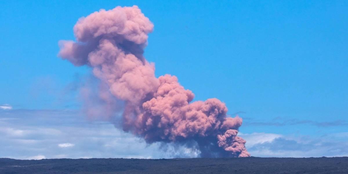 Vulcão entra em erupção no Havaí e 10 mil têm que evacuar suas casas
