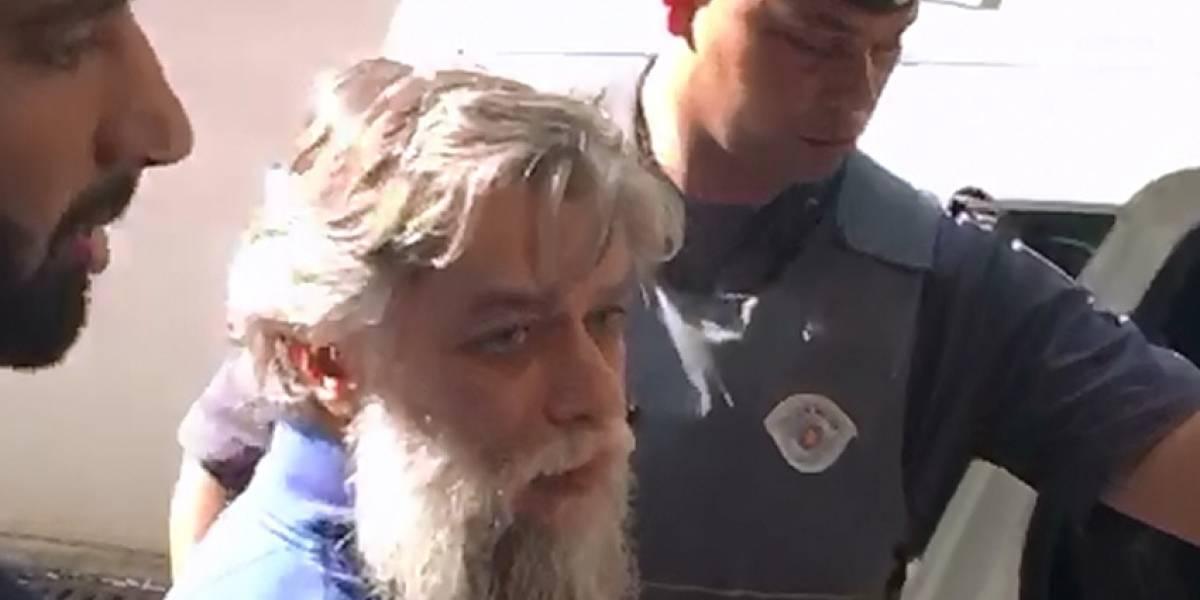 Fábio Assunção vai responder ao processo por embriaguez ao volante em liberdade