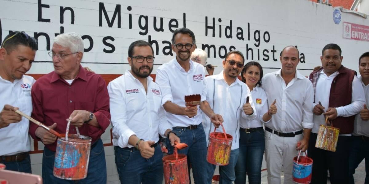 Promete Romo desburocratizar servicios en Miguel Hidalgo