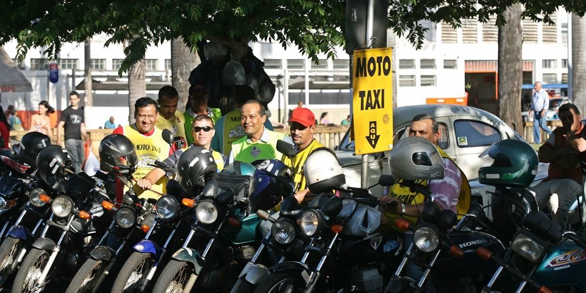 Mototáxi está perto de ser proibido de vez em São Paulo