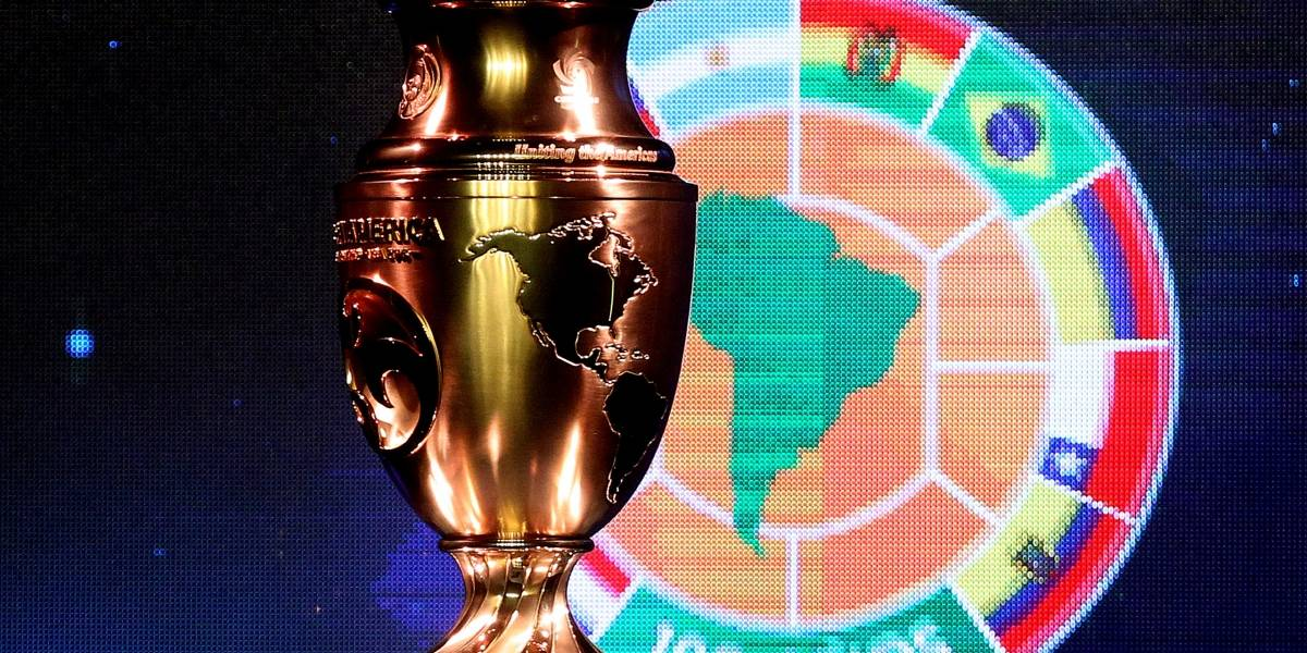 Una Copa América 2019 con Japón y Qatar como invitados