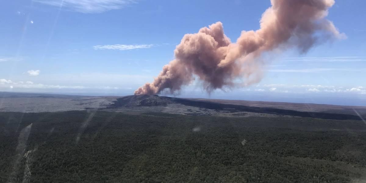 """""""El infierno en Hawaii"""": las impactantes imágenes de la erupción del volcán Kilauea que obligó a evacuar a más de mil personas"""