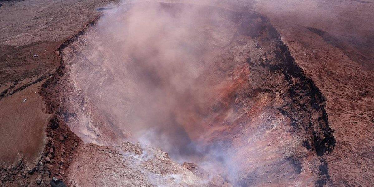 Volcán obliga a evacuar a 1.500 pobladores en Hawai