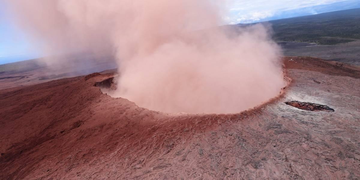 Habitantes huyen despavoridos: Volcán en Hawai aterroriza a vecinos por potencial erupción