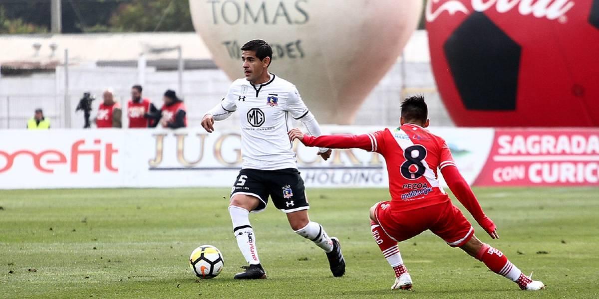 Julio Barroso complica más a Tapia en Colo Colo: Se desgarró y no jugará ante Everton