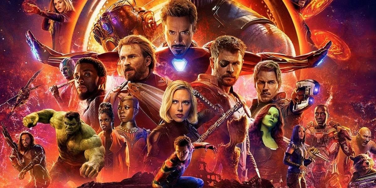 Las impresionantes cifras del estreno de Avengers: Infinity War en Chile