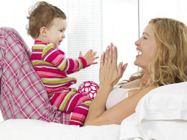 Bebé, Estimulación, Padres