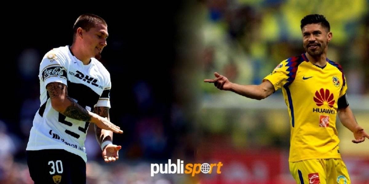 América vs. Pumas, ¿dónde y a qué hora ver el Clásico Capitalino?