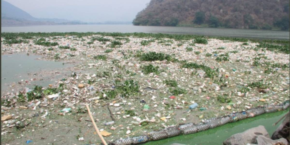 Comuna de San Miguel Petapa multará a empresas que comercialicen plásticos
