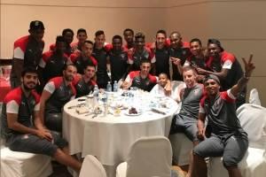 Hernán Barcos cumplió el sueño de un joven hincha de Liga de Quito