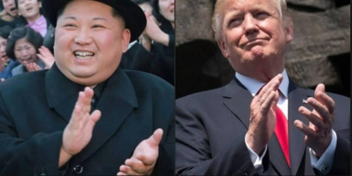 Trump asegura que ya tiene definida la fecha y sede para reunión con Kim