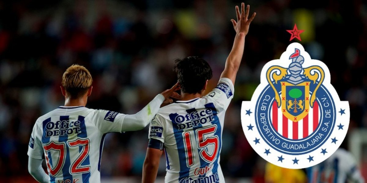 Jugador que quiere Chivas comienza a despedirse de su equipo