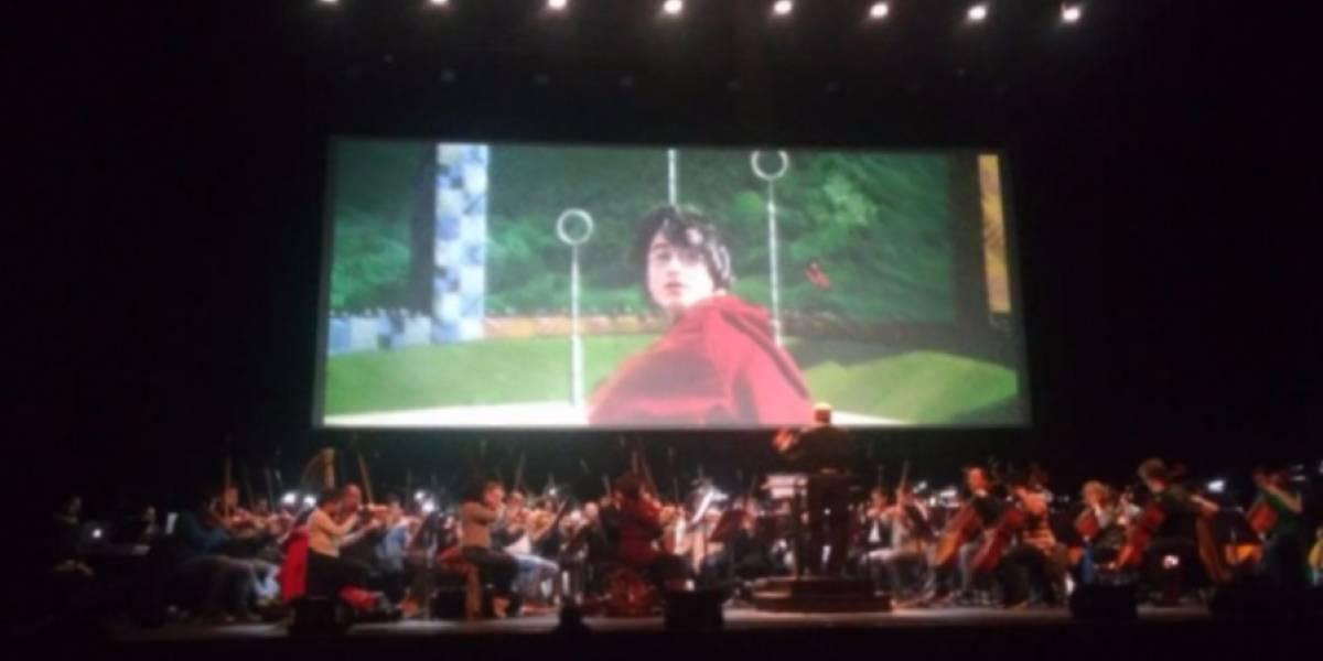 El teatro Teatro Jorge Eliécer Gaitán se llena de magia con Harry Potter