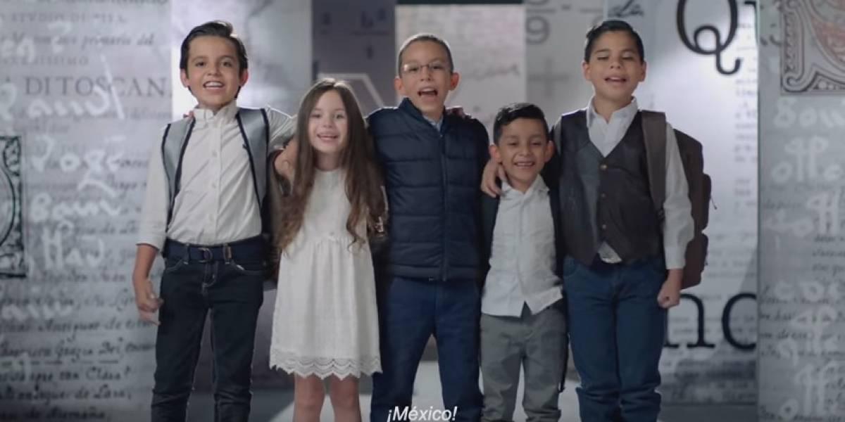 Tribunal suspende spot de niños de Mexicanos Primero
