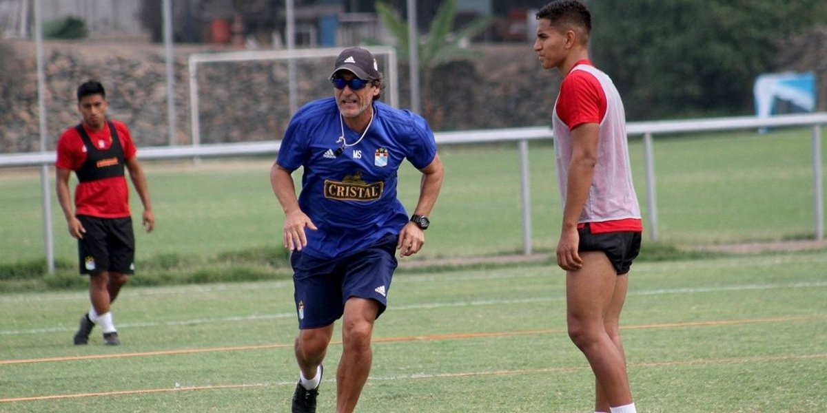 Mario Salas llega con un panorama inmejorable y se asume como favorito para su primera final en Perú