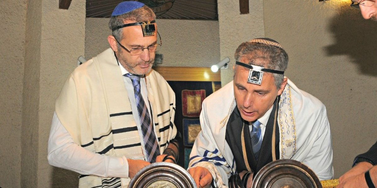 """Presidente de la Comunidad Judía de Chile a 70 años del origen de Israel: """"Queremos tener una mejor relación con los palestinos chilenos"""""""
