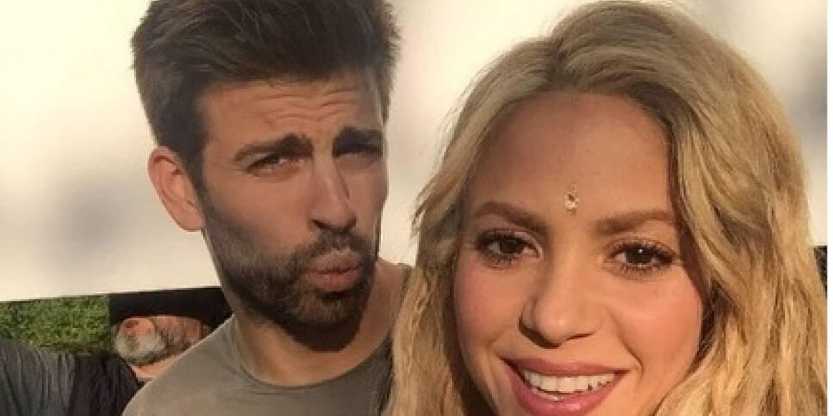 Piqué e Shakira, em crise, teriam concordado em 'dar um tempo' na relação
