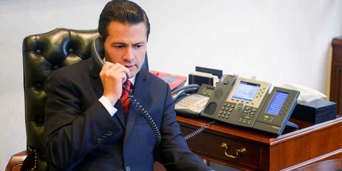 Peña Nieto y Trudeau conversan sobre avances del TLCAN